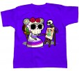 Playera Frida morado