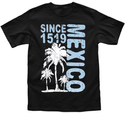 Playera Mexico 3