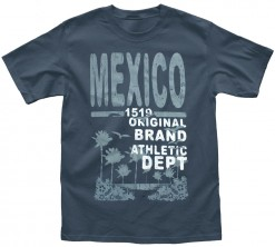 Playera Mexico 4