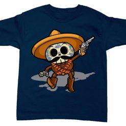 Playera Pancho Villa niños