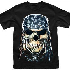 Playera Pirata Skull