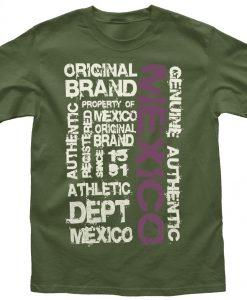 Playera Mexico 2