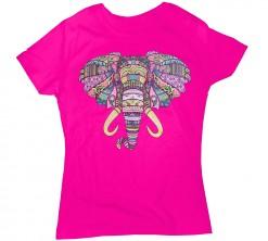 playera de dama elefante