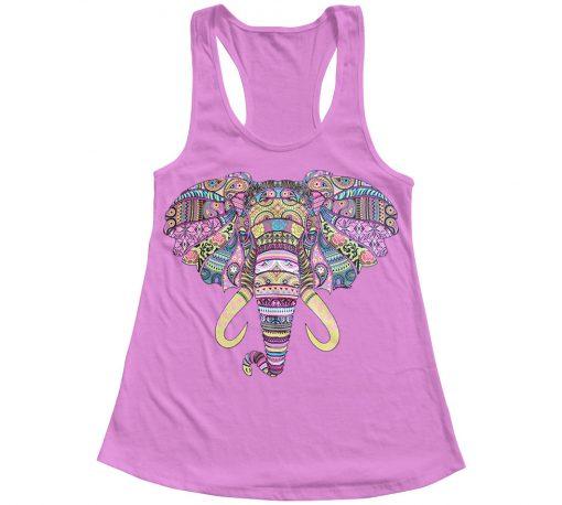 tank top dama elefante hindu