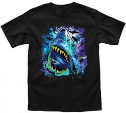 playera de hombre tiburon cosmo